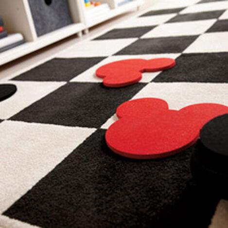 Checkboard Square Rug Set ,  , hover_image