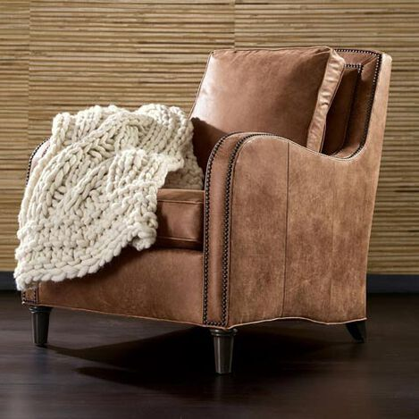 Malone Leather Chair Product Tile Hover Image 722231
