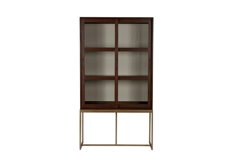 Galewood Tall Display Cabinet