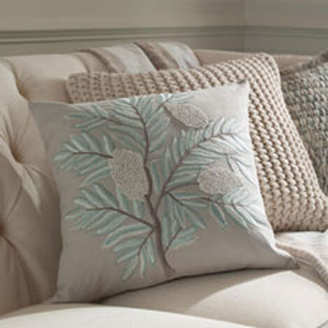 French Knot Floral Pillow ,  , hover_image