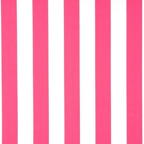 Pop Stripe Minnie Pink Fabric ,  , large