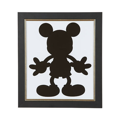 Mickey Mouse Silhouette IV ,  , large