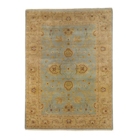 Isfahan Rug, Light Blue/Ivory Product Tile Image 041496
