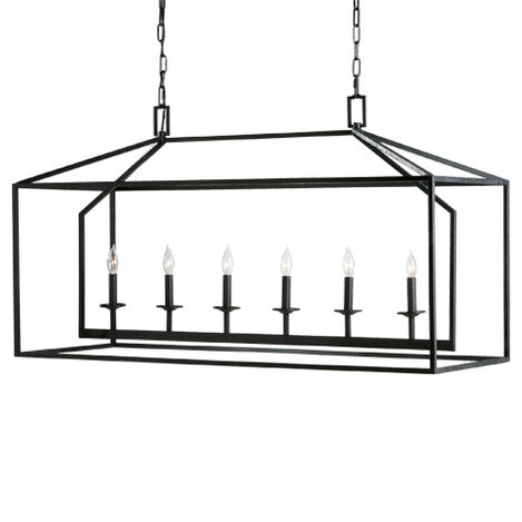 Killian Linear Chandelier ,  , large
