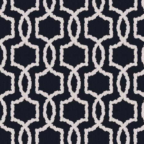 Ezra Black Fabric ,  , large