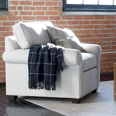 Bennett Roll-Arm Chair, Quick Ship Product Tile Hover Image 657881