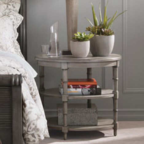 Allistair Round Side Table ,  , hover_image
