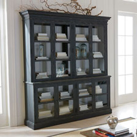 Sayville Four Door Glass Cabinet ,  , hover_image