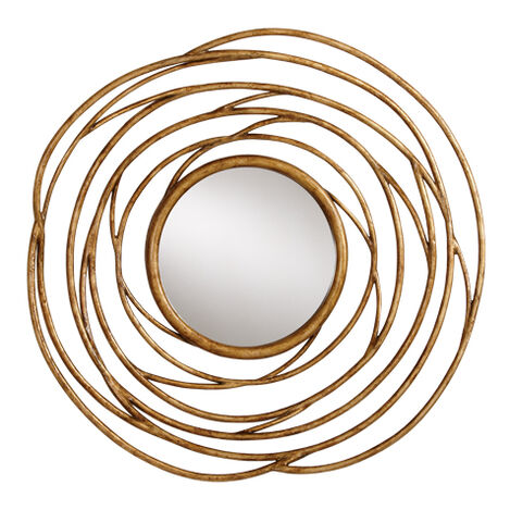 Spiral Twig Mirror ,  , large