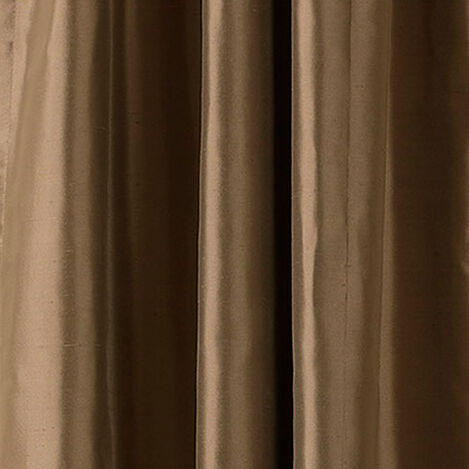 Bronze Satin Dupioni Fabric ,  , large