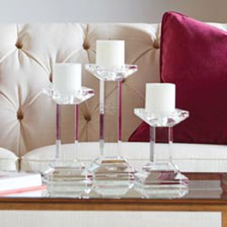 Crystal Candlestick Product Tile Hover Image 436850