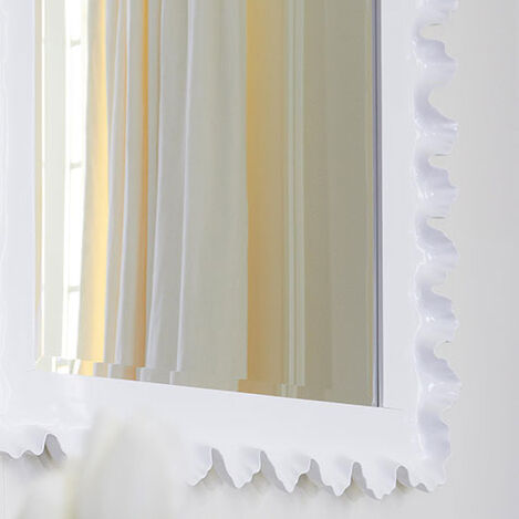 Scalloped Mirror Product Tile Hover Image 074417
