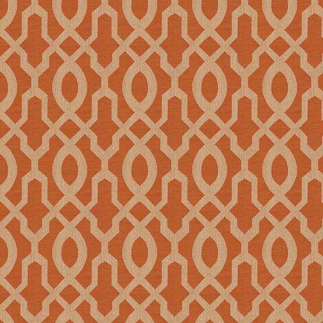 Maj Tangerine Fabric ,  , large