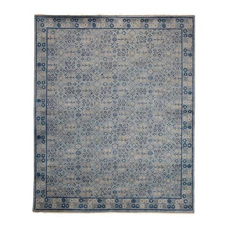 Khotan Rug, Gray/Blue Product Tile Image 041517