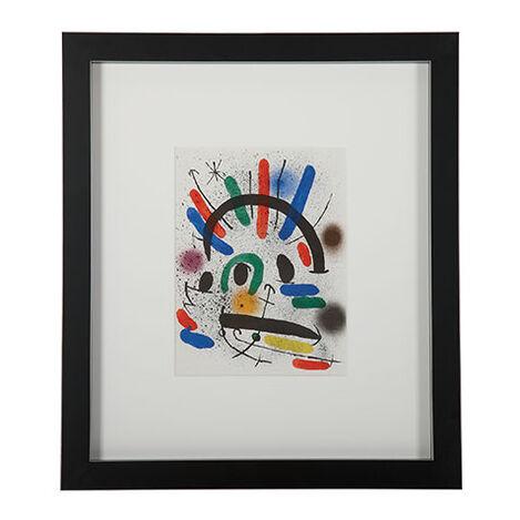 Miró Lithographe: Lithographie Originale II ,  , large