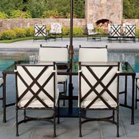 Biscayne Rectangular Dining Table ,  , hover_image