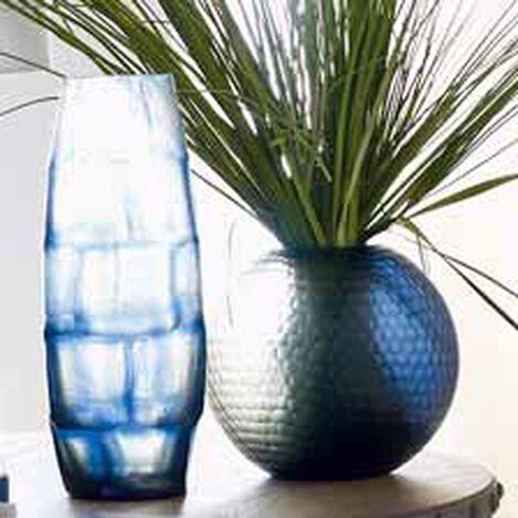 Small Brayton Indigo Vase ,  , hover_image