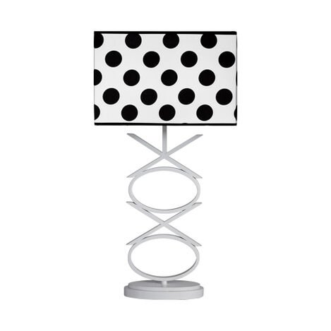 X and O Table Lamp Product Tile Image 096012   SNW