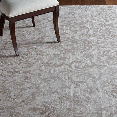 Tapis jacquard damassé Product Tile Hover Image 041255
