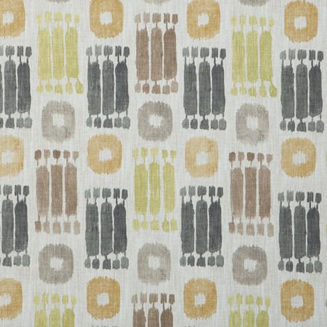 Khazri Citrine Fabric ,  , large