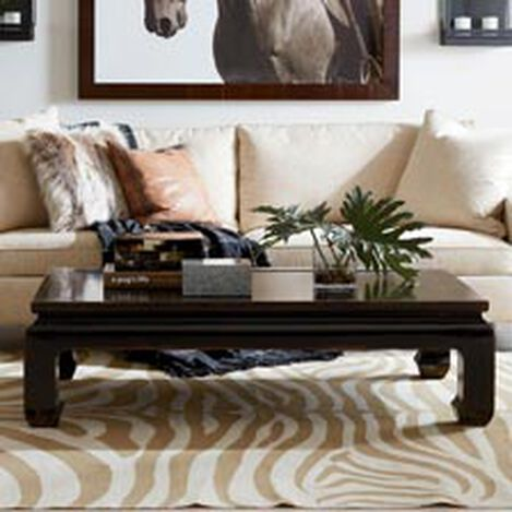 Dynasty Rectangular Coffee Table ,  , hover_image