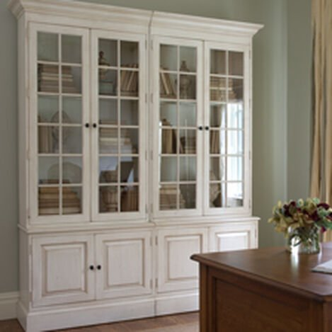 Villa Double Library Bookcase ,  , hover_image