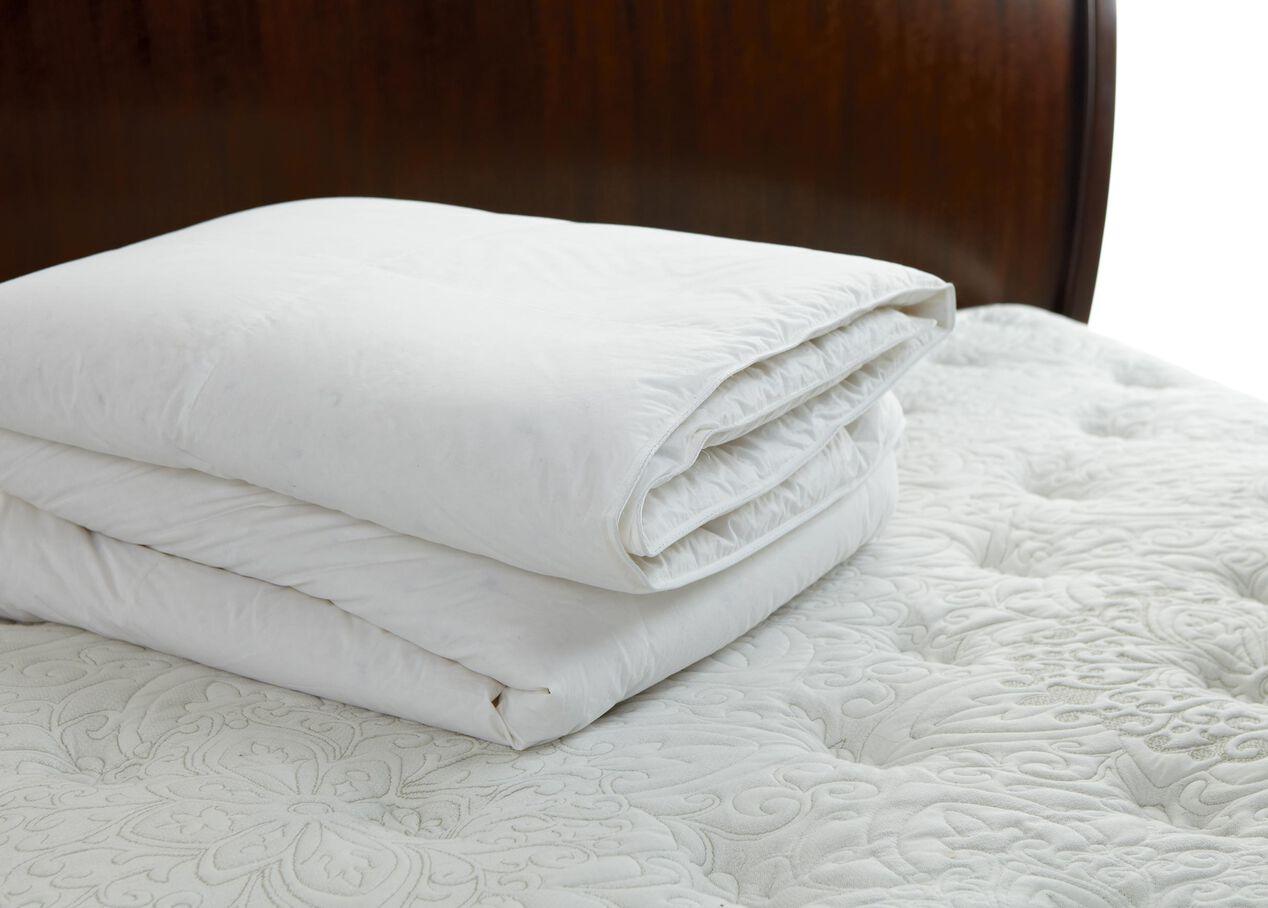 Hypoallergenic Down Alternative Duvet Insert Bedding Basics