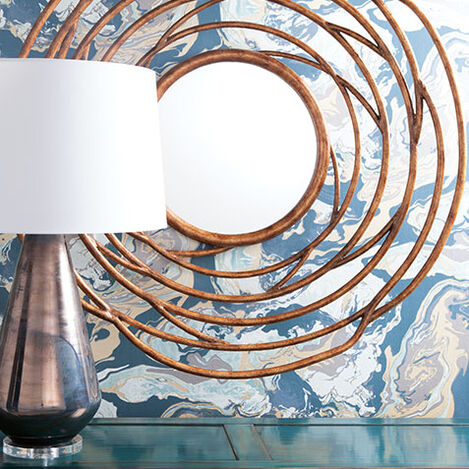 Spiral Twig Mirror Product Tile Hover Image 074081