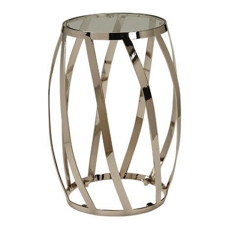 Twist Table, Nickel Product Tile Image 422008