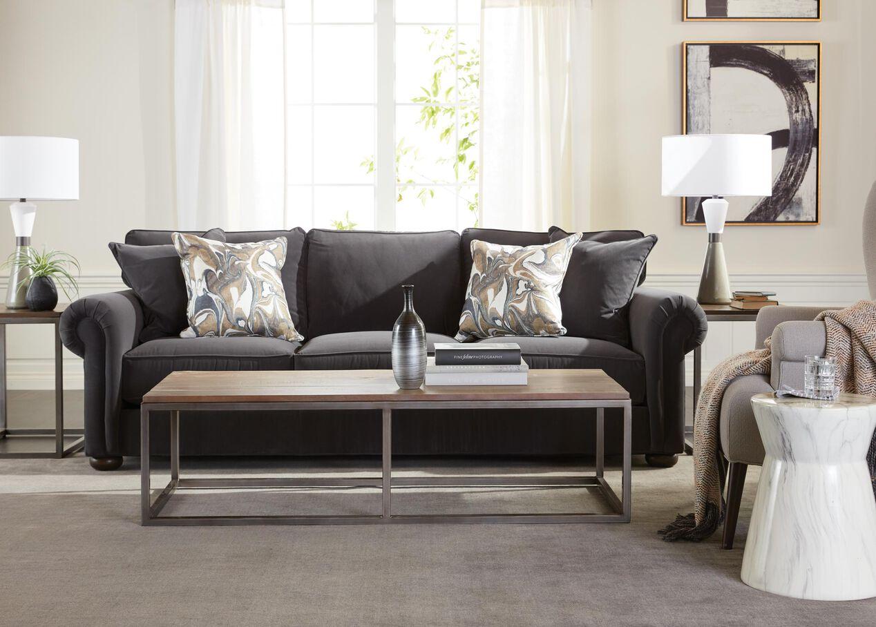 Richmond sofa sofas loveseats ethan allen Living room furniture richmond va