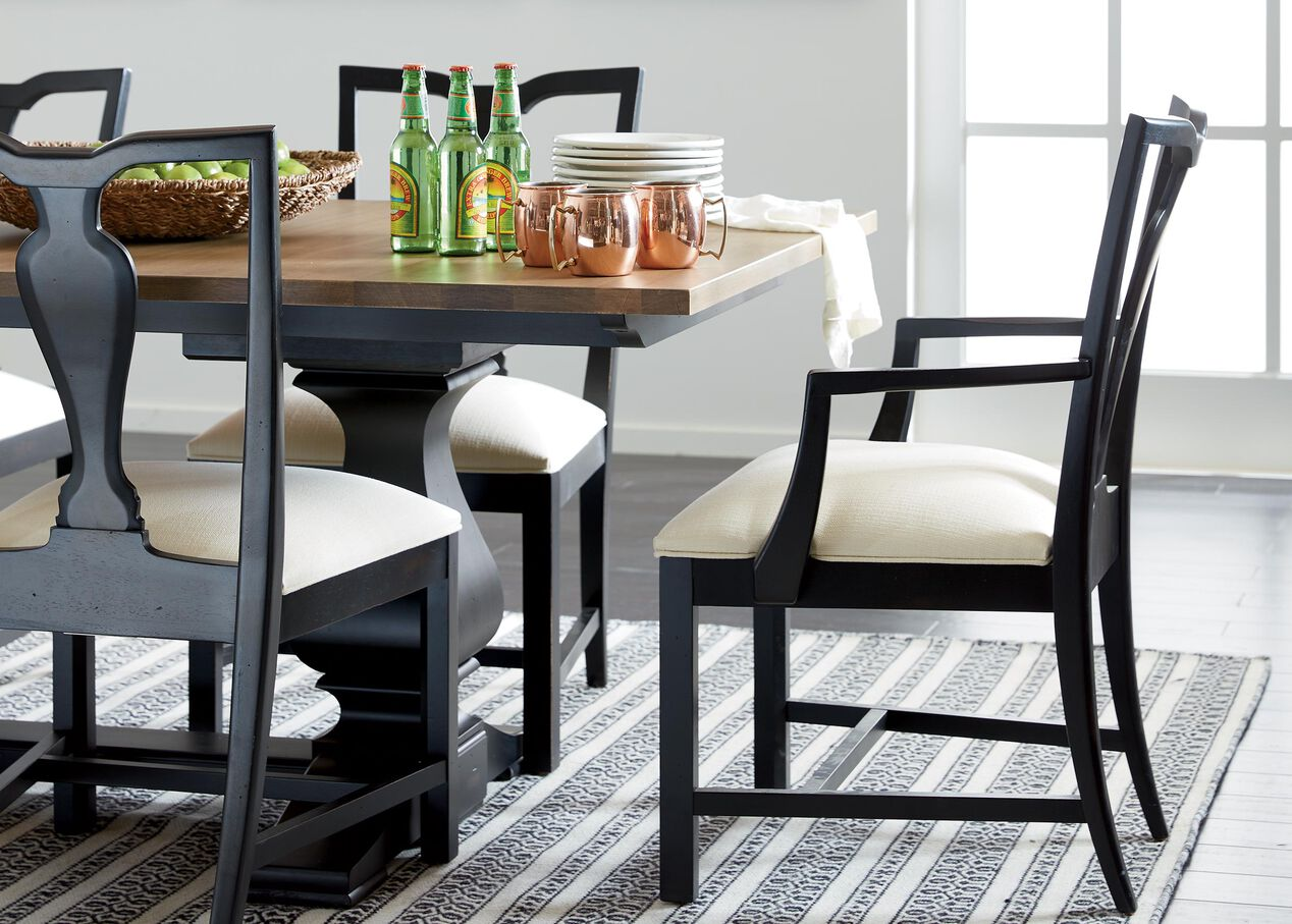 Cameron Extension Dining Table Alt