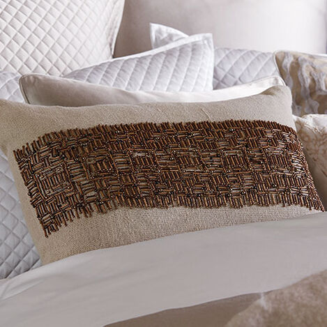 Beaded Band Pillow Product Tile Hover Image 065738