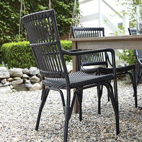 Vero Dunes Woven Dining Armchair Product Tile Hover Image 404520   770