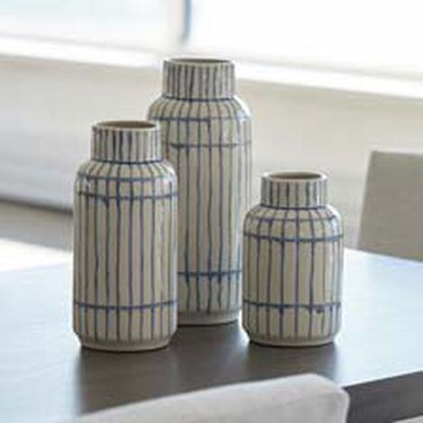 Jiro Striped Vase Product Tile Hover Image 432032