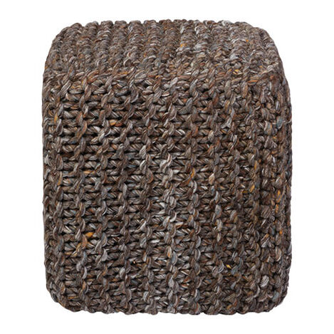Thea Wool Pouf Product Tile Image 421852