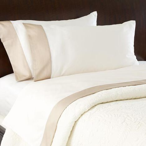 Hayden Sheets, Ivory and Flax ,  , large