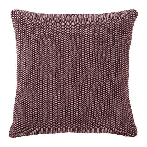 Moss Stitch Pillow, Beet Product Tile Image mossstitchpillowCLR