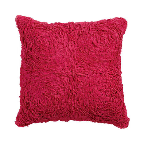 Really Ruffle Pillow, Minnie Pink ,  , large