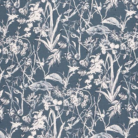 Cullen Indigo Fabric ,  , large