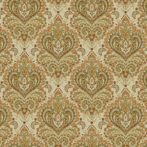 Arya Cinnabar Fabric ,  , large