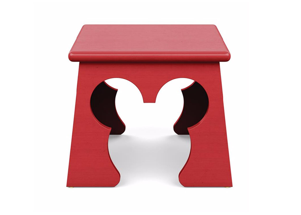 Cheers for ears stool kid 39 s step stool mickey mouse stool - Mickey mouse stool ...