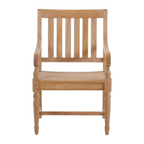 Millbrook Wood-Seat Armchair Product Tile Image 407212   728