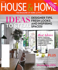 Canadian House & Home June 2015