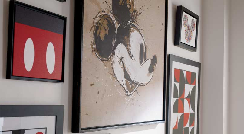 Shop Disney Artwork and Mirrors