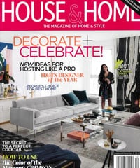 Canadian House & Home December 2017