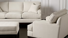 save 25% on upholstery