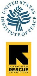 US Institute of Peace & international rescue committee