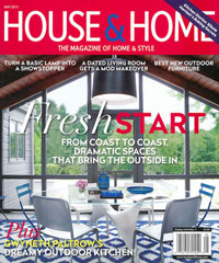 Canadian House & Home May 2015