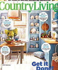 Country Living January 2020