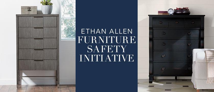Ethan Allen Furniture Safety Initiative